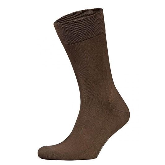Falke Quantum Classic Mercerised Cotton Dress Sock