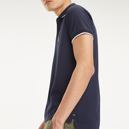 Tommy Hilfiger Sophisticated Jersey Slim Polo