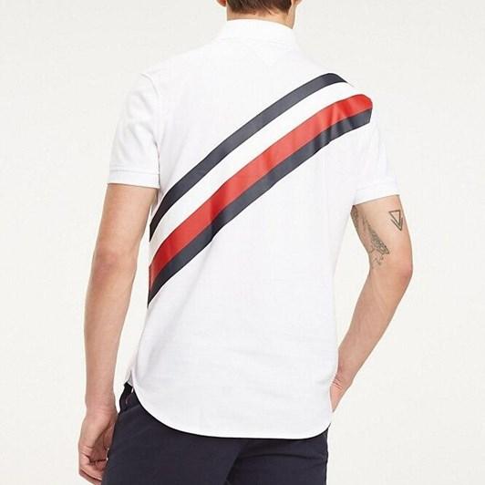 Tommy Hilfiger Icon Stripe Regular Polo