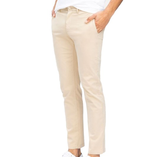 Tommy Hilfiger Denton Garment Dyed Straight Fit Chinos