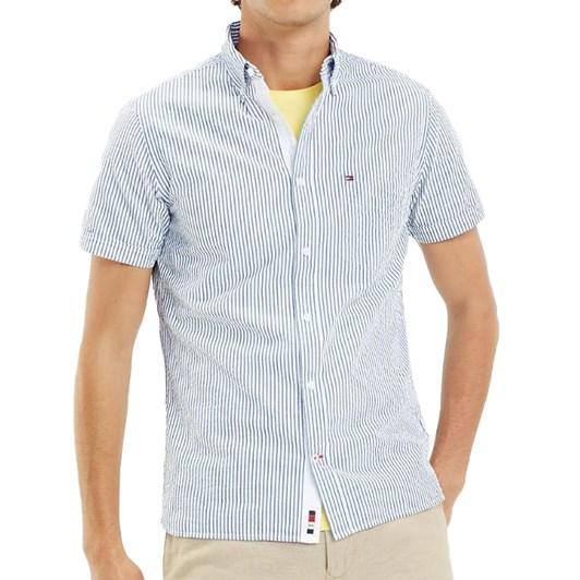 Tommy Hilfiger Seesucker Silm Shirt