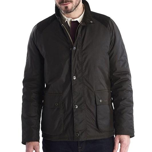 Barbour Aldwark Waxed Cotton Jacket