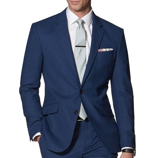 T.M.Lewin Hamilton Blue 4Ply Slim Jacket