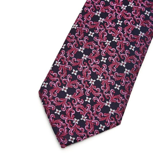 Ted Baker CUSHION Floral 7Cm Tie