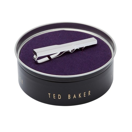 Ted Baker Brushed And Faceted Tie Bar