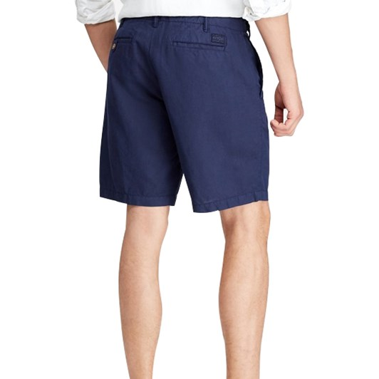 Polo Ralph Lauren Cfmaritimes-Short-Cotton Linen Blend