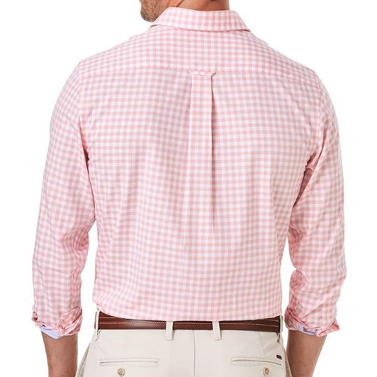 Gazman Easy Care Gingham Check