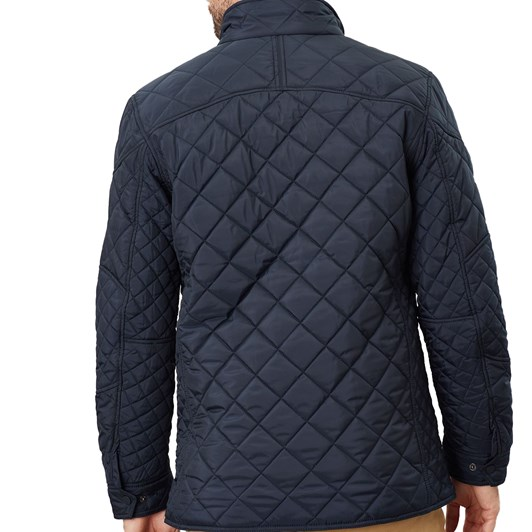 Joules Layfield Waterproof Quilted Jacket
