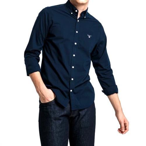 Gant Regular Fit Broadcloth Shirt