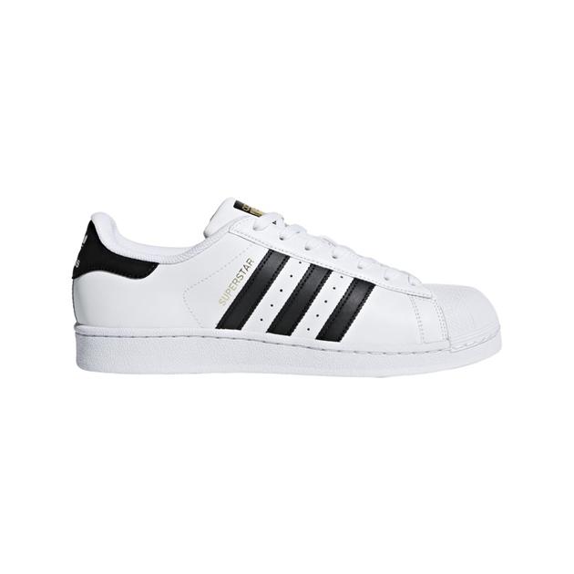 Adidas Superstar - ftwr wht cor blk
