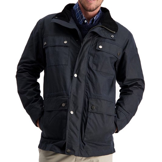 Swanndri  Milton Oilskin Jacket