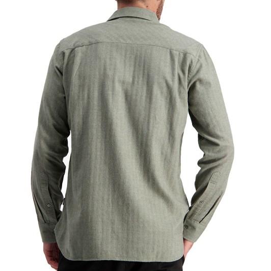 Swanndri  Oakura Herringbone Shirt