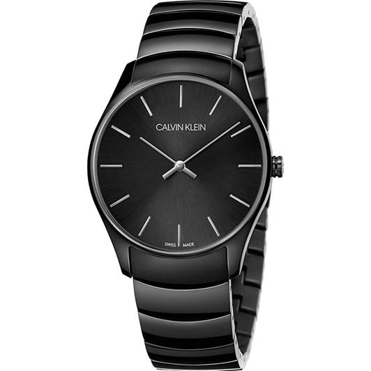Calvin Klein Classic Black Watch