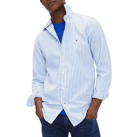 Tommy Hilfiger Slim Textured Stripe Shirt