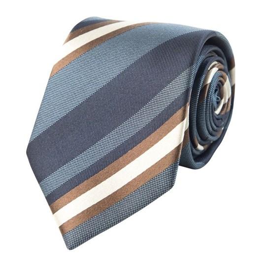 Joe Black Graduated Stripe Tie 7.5cm
