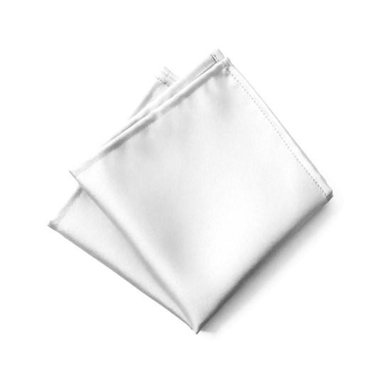 Fellini Italian Satin Pocket Square