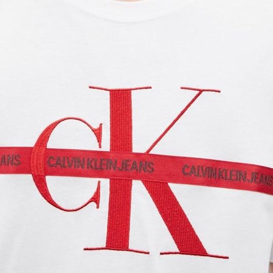 Calvin Klein Taping ThroughTee