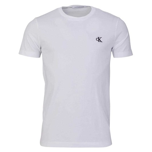 Calvin Klein Slim Organic Cotton T-Shirt