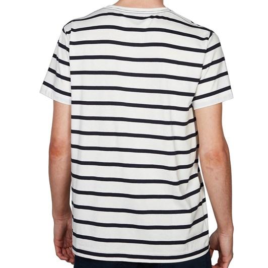 Gant Brenton Stripe Ss T-Shirt