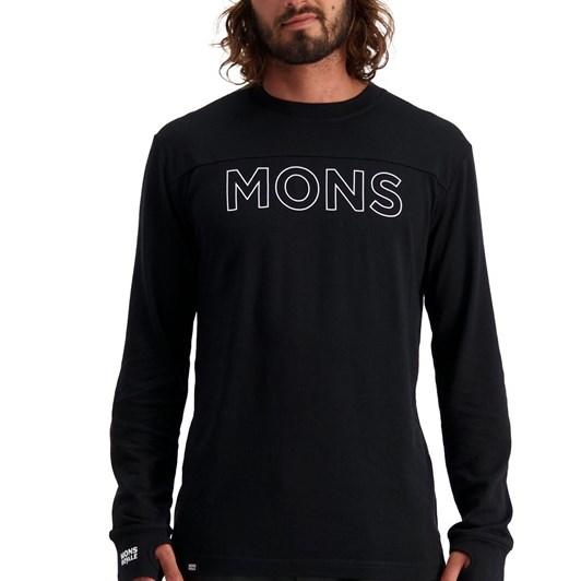 Mons Royale   Yotei Tech Long Sleeve