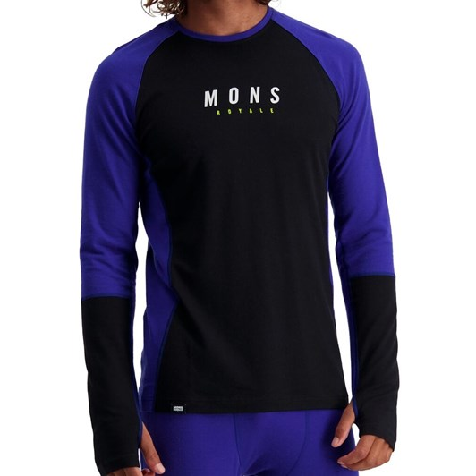 Mons Royale Olympus 3.0 Long Sleeve