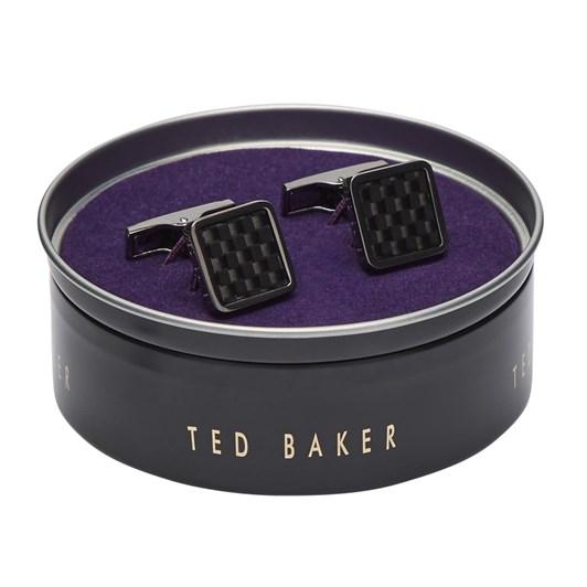 Ted Baker Carbon Fibre Cufflinks