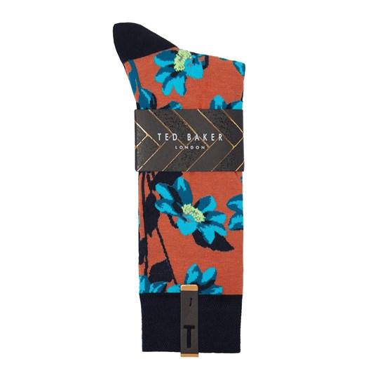 Ted Baker Floral Sock