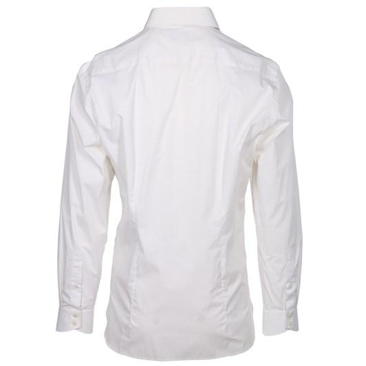 Ted Baker Long Sleeved Geo Print Timeless Shirt