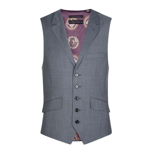 Ted Baker Sterling Suit Waistcoat