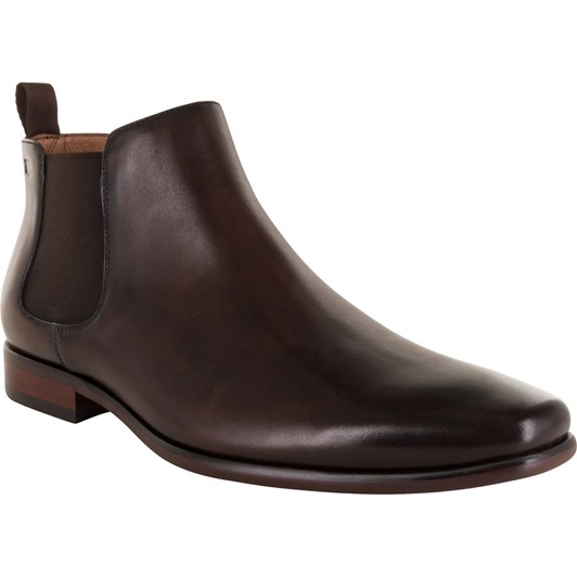 Florsheim Barret Plain Toe Chelsea Boot