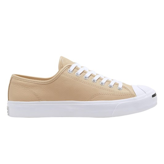 Converse Leather Jack Purcell Low Tops