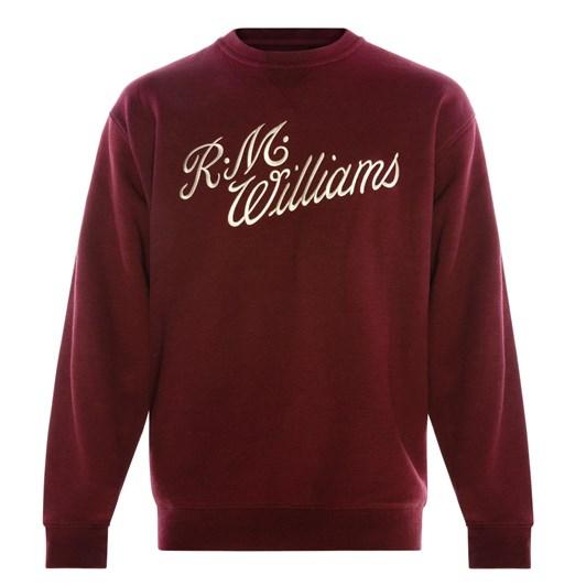 R.M. Williams R.M.W Script Crew Neck