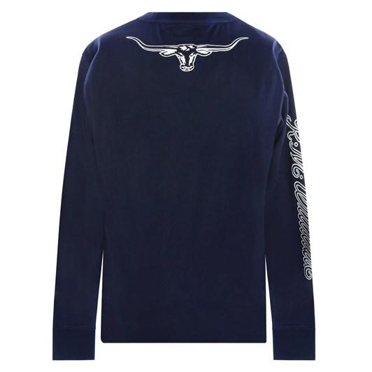 R.M. Williams Signature Long Sleeve T-Shirt