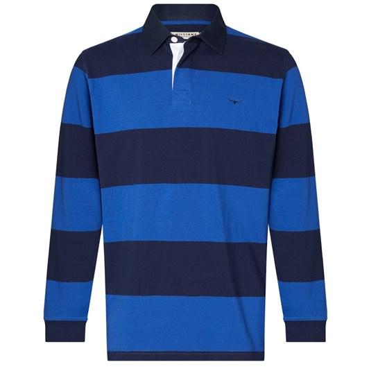 R.M. Williams Tweedale Block Stripe Rugby