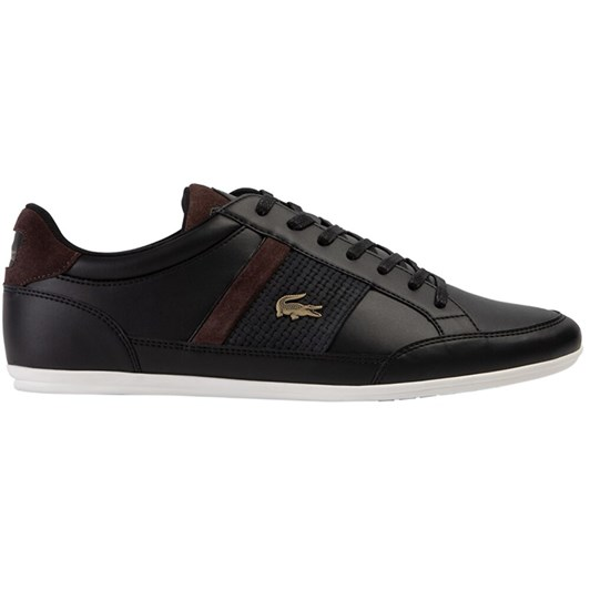 Lacoste Chaymon Leather and Synthetic Sneakers