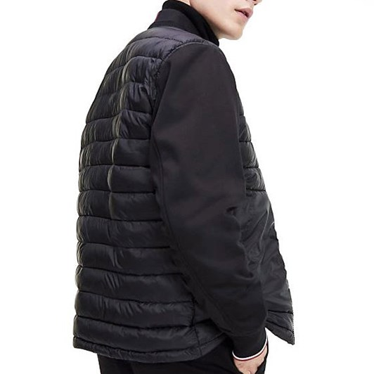 Tommy Hilfiger Flex Down Bomber Jacket