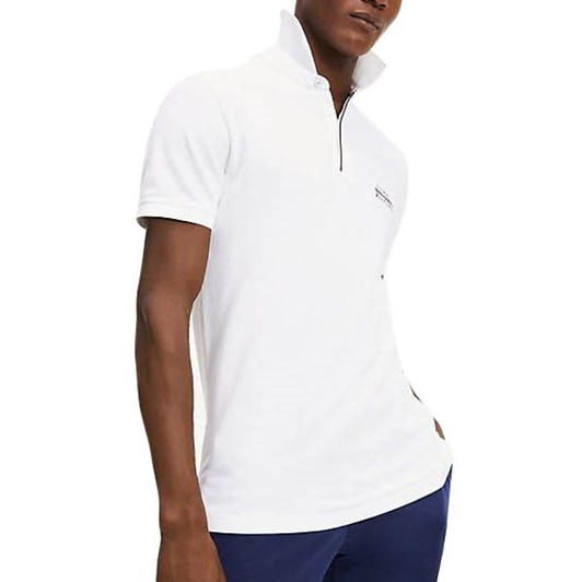 Tommy Hilfiger Cotton Pique Regular Fit Polo