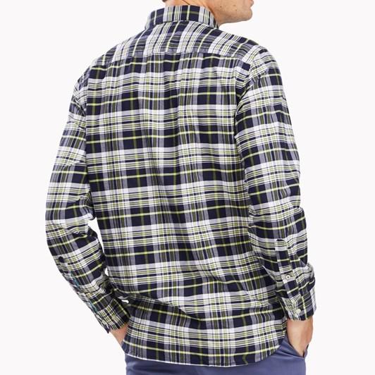 Tommy Hilfiger Wcc Oxford Pop Check Shirt