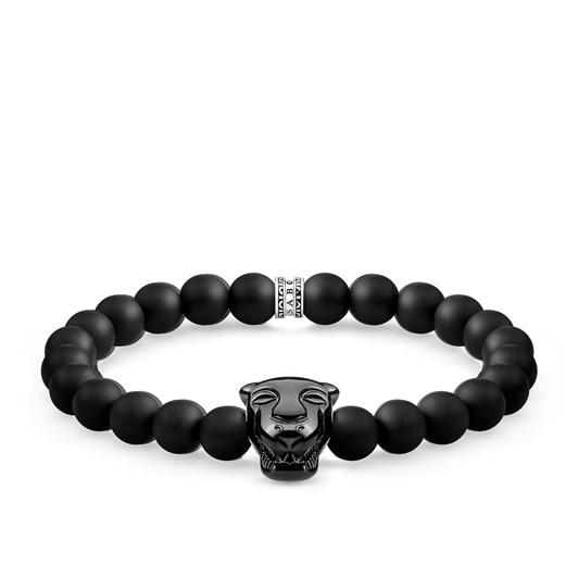 Thomas Sabo Black Cat Onyx Bracelet