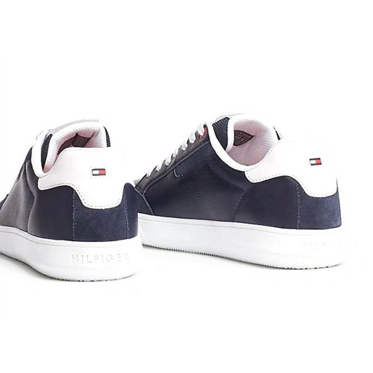 Tommy Hilfiger Essential Cupsole Leather Trainers