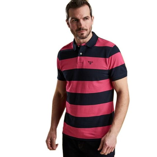 Barbour Harren Stripe Polo