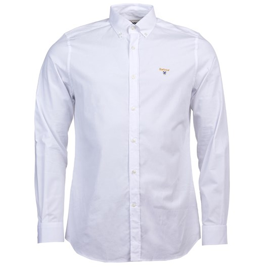 Barbour Salt Popli Shirt White