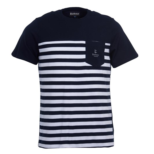 Barbour Amon Stripe Tee
