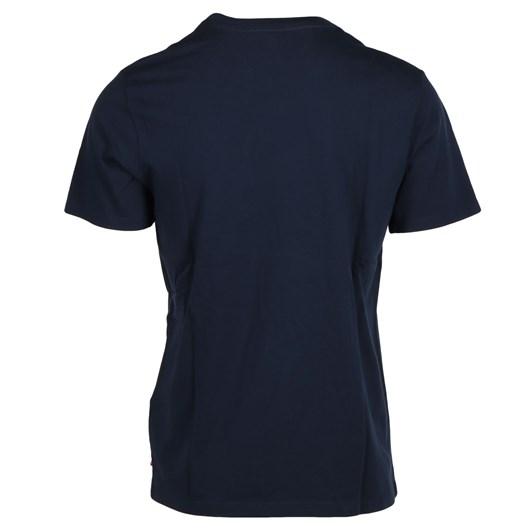 Levis Graphic Crewneck Tee 2Hp Ssnl Dress Blue