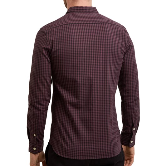 Lyle & Scott Slim Fit Gingham Shirt