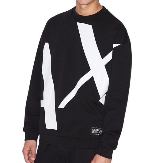 Armani Exchange Crew Sweatshirt
