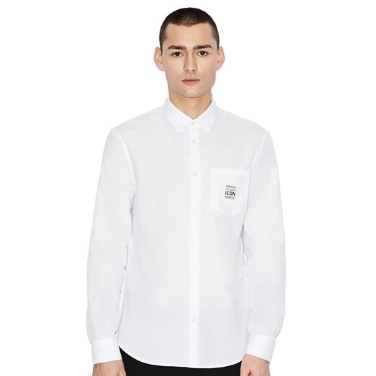 Armani Exchange Icon Period Shirt