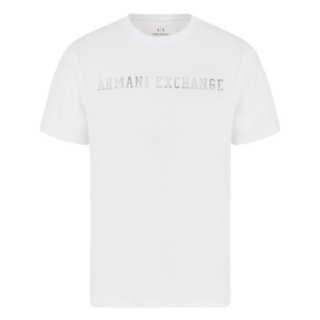 Armani Exchange T-Shirt - 1100 white