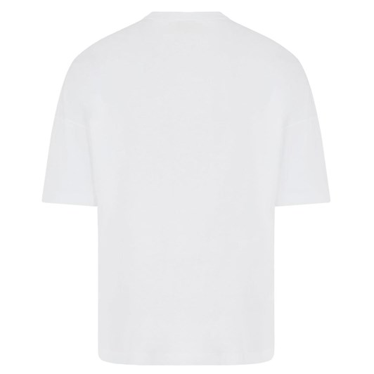 Armani Exchange Cotton Jersey Sweater T-Shirt