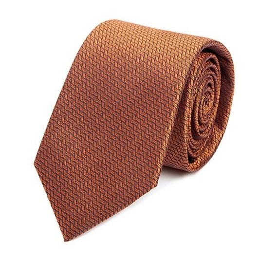 Gibson Thatch Weave 6.5Cm Silk Tie